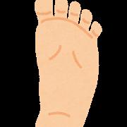 足裏を刺激する効果