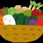 野菜の栄養の変化